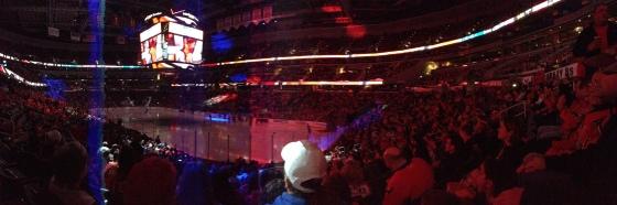 The Verizon Center!